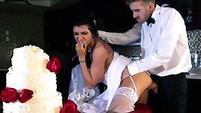 Bride, Big Tits, Boobs, Bride, Fucking, German
