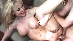 Swallow, Blonde, Blowjob, Cum Drinking, Cum Swallowing, Cumshot