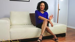 Interview, Amateur, Audition, Black, Black Granny, Black Mature