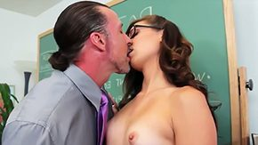 Ashley Storm, 10 Inch, Ball Licking, Big Cock, Big Tits, Blowjob