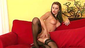 Nikki Rider, Banana, Beaver, Big Natural Tits, Big Nipples, Big Pussy