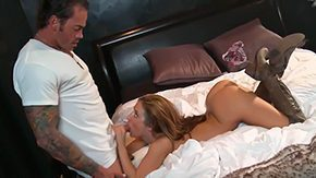 Sheena Shaw, Ball Licking, Banging, Bed, Bend Over, Bimbo