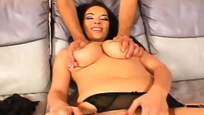 Tied, Big Tits, Blowjob, Boobs, Bound, Brunette