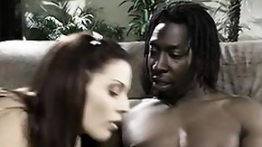 Free Brittany HD porn Lovely brunette with a spicy ass Brittany is enchanted by to take a huge black rod in her cunt