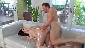 HD Ryan Smiles tube Erik Everhard after all she takes it in her back swing