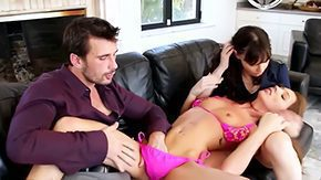 Dana Dearmond, Ball Licking, Blowjob, Choking, College, Couple