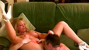 HD Nina Ferrari tube Cock-lusty MILF Nina Ferrari shows a younger stallion how to fuck