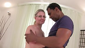 Cum Inside, Big Black Cock, Blonde, Blowjob, Cum, Cute