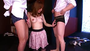 Eri Ouka, 18 19 Teens, 3some, Asian, Asian Orgy, Asian Swingers