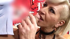 Grannies, Blonde, Blowjob, Experienced, Fingering, German Mature