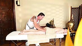 Massag, Adorable, Babe, Brunette, High Definition, Massage