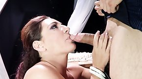 Savannah Fox, BDSM, Blowjob, Brunette, Clit, Clitoris