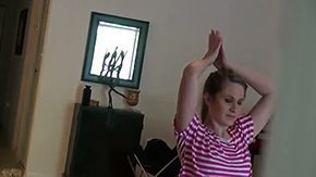 Yoga, Aerobics, Babe, Blonde, Brunette, Cunt