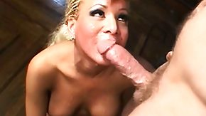 Bed, Babe, Big Cock, Big Tits, Blonde, Blowjob