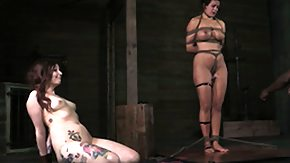 Penny Barber, BDSM, Bondage, Bound, Brunette, Fetish