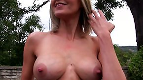 Flashing, Amateur, Big Nipples, Big Tits, Blonde, Boobs