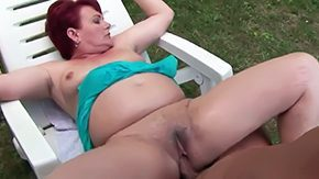 Hairy Redhead, Ass, Ass Licking, Assfucking, Ball Licking, BBW