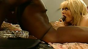 Interracial, Adorable, Big Cock, Blonde, Blowjob, Hardcore