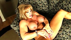 Bodybuilder, Acrobatic, Big Clit, Big Tits, Blonde, Bodybuilder