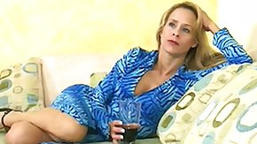 Peyton Leigh, Blonde, Housewife, Interracial, Lick, Mature