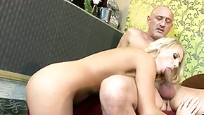 HD Barbie White tube Blonde comes into a fuck with hard dicked fuck buddy