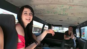 Bus, Babe, Cash, Fucking, Group, High Definition