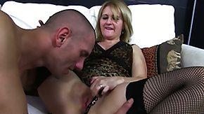 Mature Maid, Anal, Assfucking, Blonde, Blowjob, Fucking