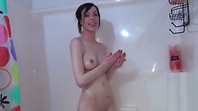 Real, Amateur, American, Bath, Bathing, Bathroom