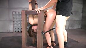 BDSM, Babe, BDSM, Bitch, Brunette, Fucking