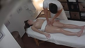 Massage Fuck, Amateur, Babe, Brunette, Fucking, High Definition