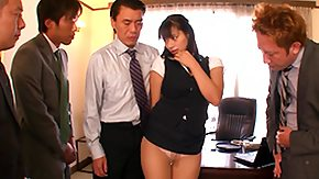 Office, Asian, Asian Orgy, Asian Swingers, Babe, Banging