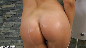 Orgasm Female, Bath, Bathing, Bathroom, Blonde, Boobs