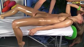 Massage, Ball Licking, Banging, Bed, Bend Over, Bimbo