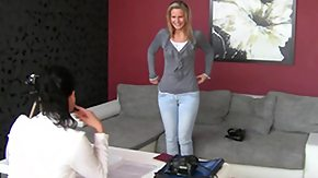 Samantha, Amateur, Audition, Behind The Scenes, Blonde, Cash