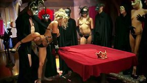 Mask High Definition sex Movies Devon Jordan Ash join hush-hush cult where all members wear masks indulge betwixt fuck parties It turns out that their husbands are there as well witnessing them