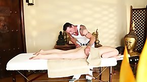 Undress, Brunette, High Definition, Massage, Masseuse, Softcore