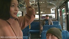 Japanese Bus HD porn tube japanese slut gets fingered on the bus