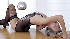 HD Anna Tatu tube Skinny lady posing in lingerie