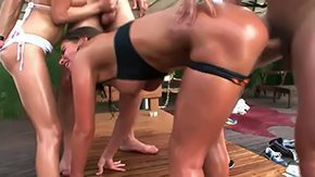 Mandi Dee, 4some, Assfucking, Ball Licking, Bend Over, Bimbo