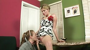 Penny, Blonde, Brunette, Fucking, Office