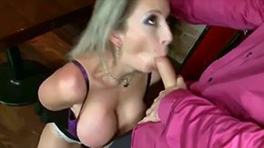 Bar, Ball Licking, Banging, Bar, BBW, Bed