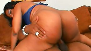 Fat Ebony, Ass, BBW, Big Ass, Big Black Cock, Big Cock