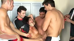 Locker Room, 3some, 4some, Banging, Bend Over, Best Friend