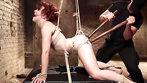 Hogtied, Bitch, Double Penetration, Hogtied, Slave, Whore