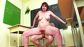 Hairy Granny, 18 19 Teens, Barely Legal, Blowjob, College, Creampie