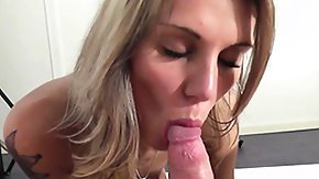 Euro, Big Cock, Blonde, Blowjob, Cumshot, European