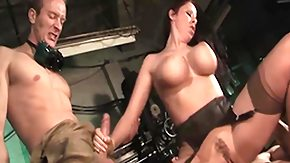 Gianna Michaels, BDSM, Big Cock, Big Tits, Blowjob, Cumshot