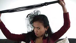 Whipping, Asian, Domination, Mistress, POV