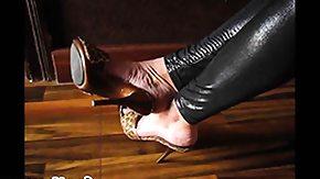 Heels Feet, Amateur, Boots, Exotic, Feet, Fetish