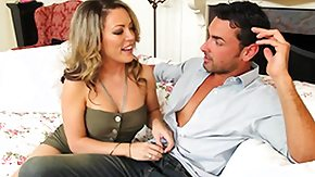 Ryan Driller, American, Babe, Blonde, Blowjob, MILF